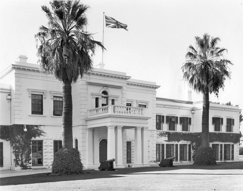 Government House, North Terrace, 1969