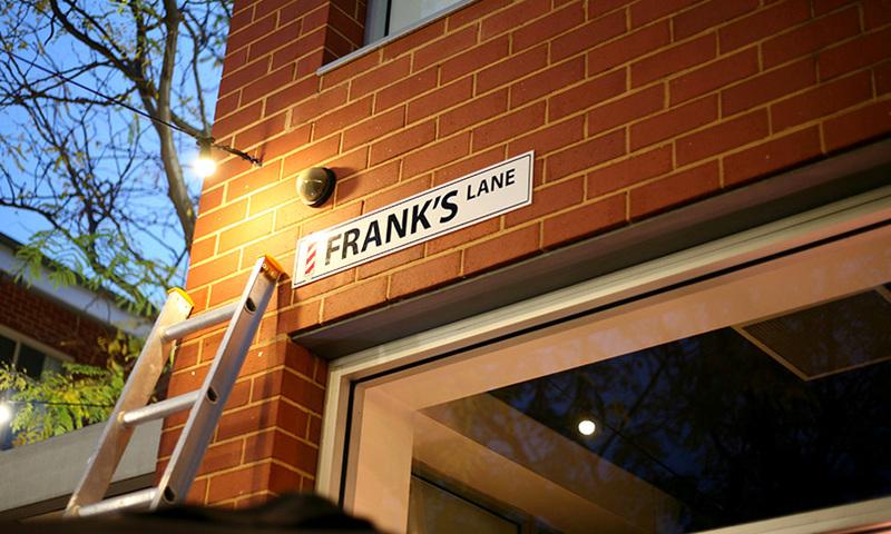 Frank's Lane