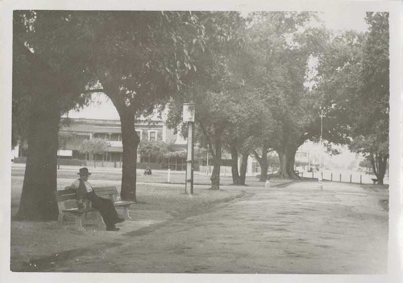 Whitmore Square, 1945