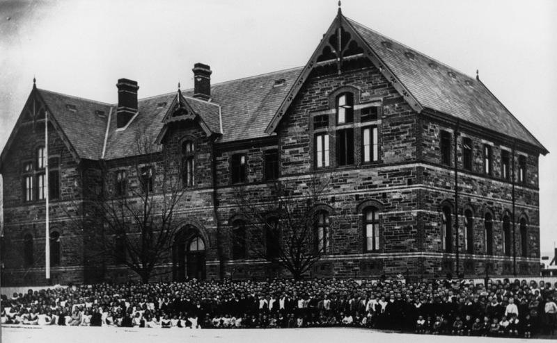 Sturt Street School, 1907