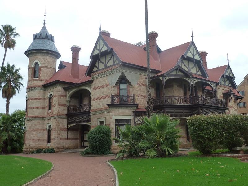 Carclew, Montefiore Hill, 2014
