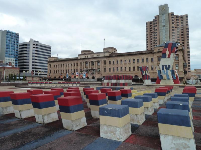 City Sign Sculpture Garden, 2014