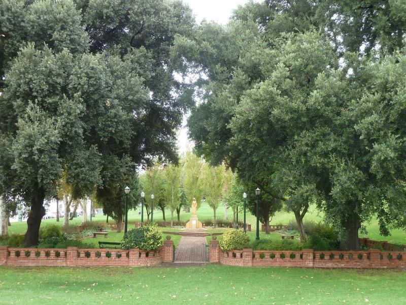 Pioneer Womens Memorial Garden, 2014
