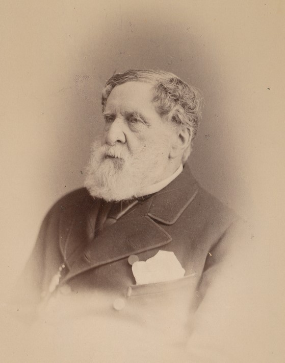 Jacob Montefiore, 1865