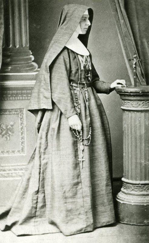 Sister Frances (Blanche) Amsinck (Reg No 3)