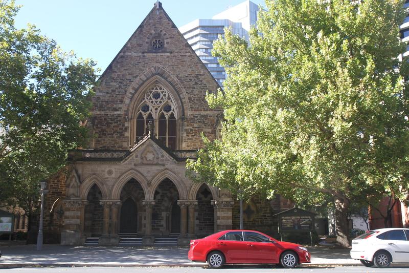 Pilgrim Uniting Church, Flinders Street