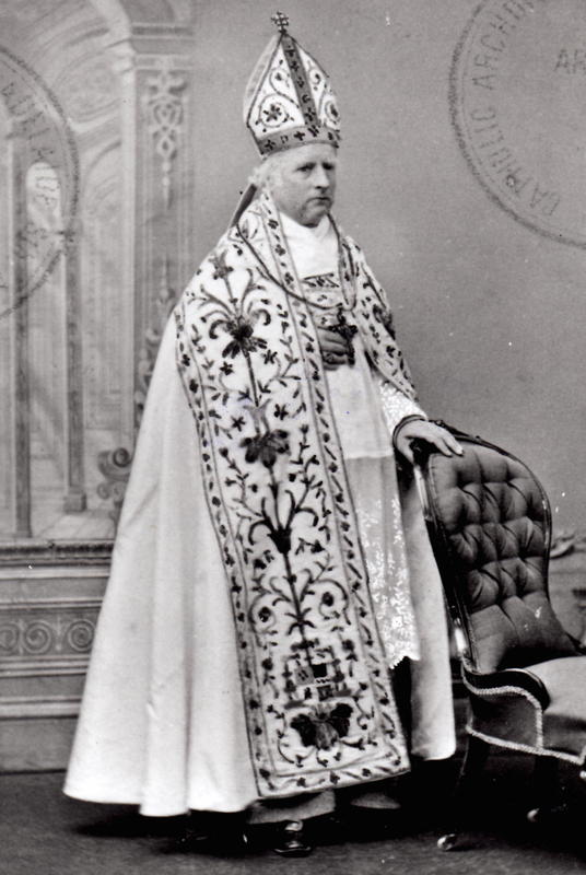 Bishop Laurence Sheil