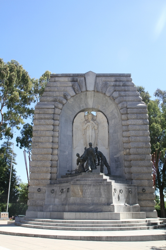 National War Memorial, North Terrace, 2014