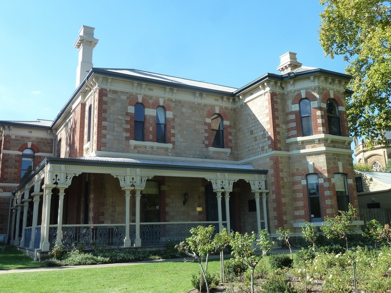 Downer House, St Mark's College, Pennington Terrace, 2014