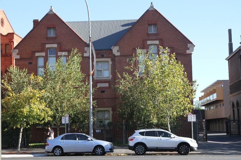 Advanced School for Girls, Grote Street, 2014