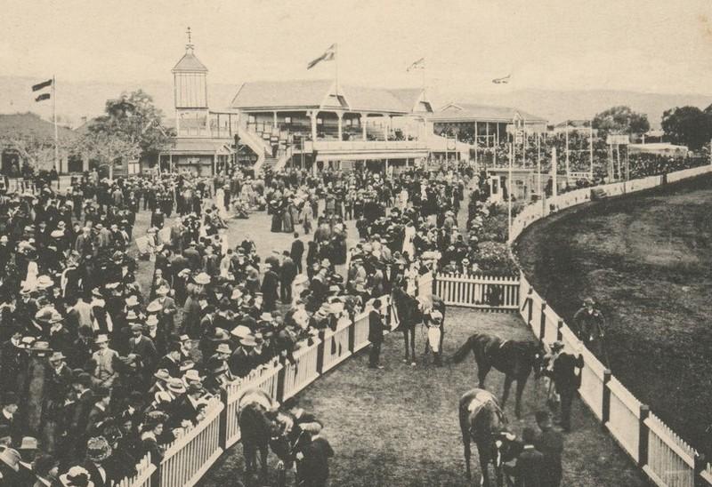 Victoria Park Racecourse c.1912