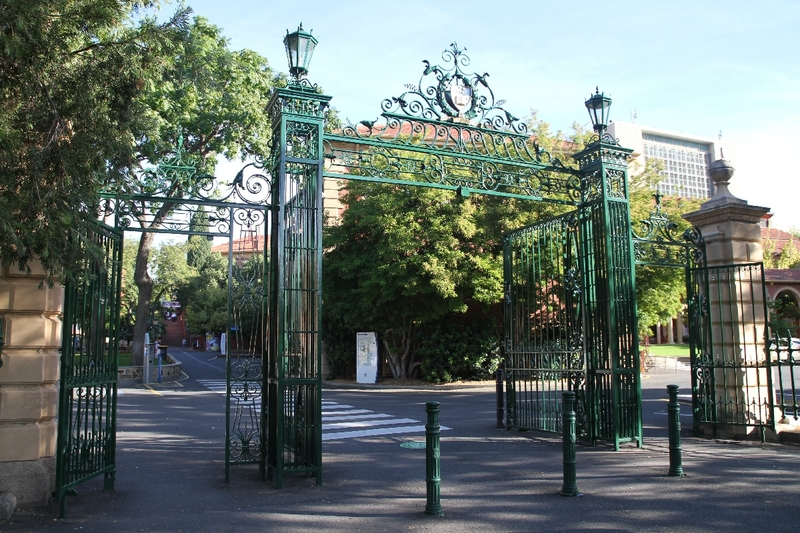Sir William Mitchell Gates, Victoria Drive, 2014
