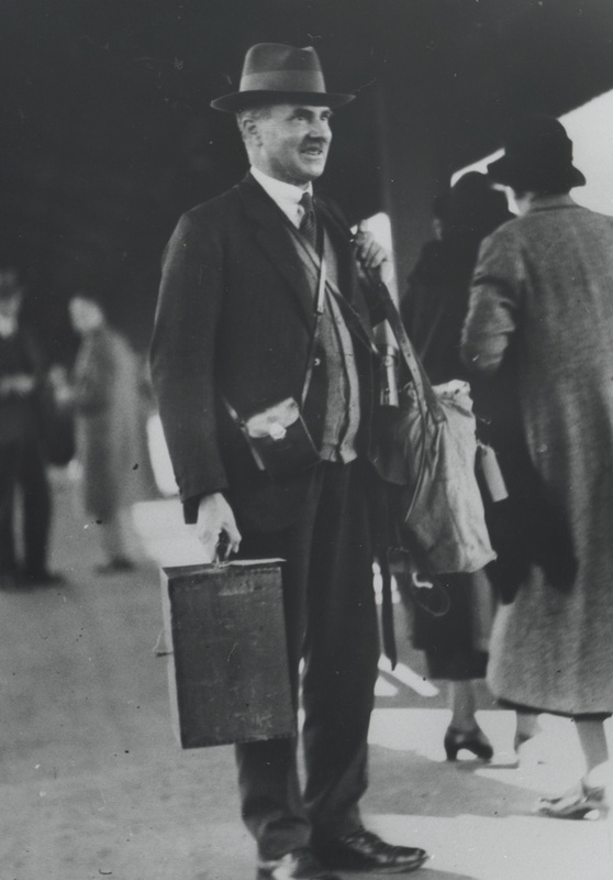 John Burton Cleland, 1934