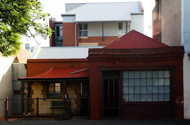 Blacksmith Shop, Morphett Street, 2014