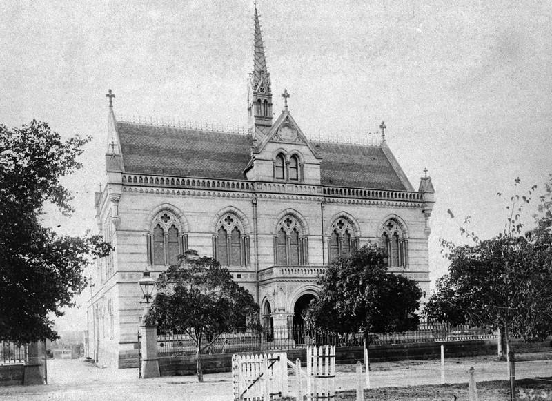 Mitchelll Building, 1894