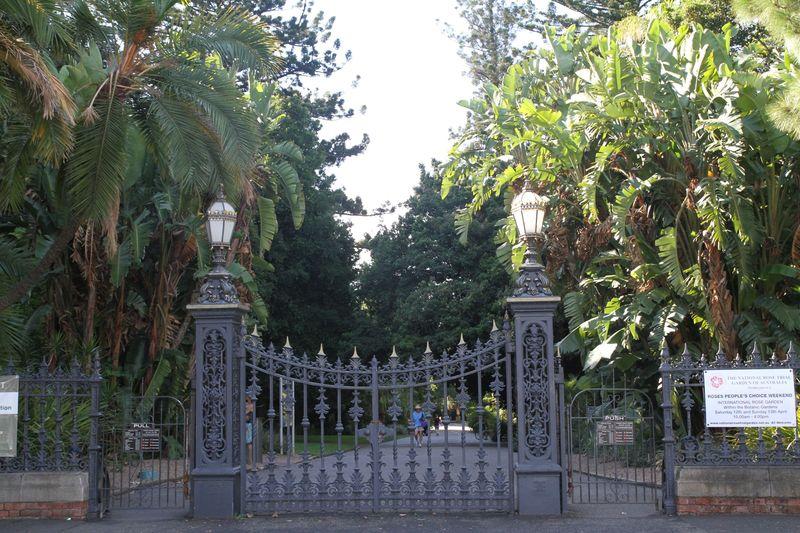 Adelaide Botanic Gardens, 2014