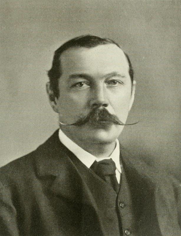 Sir Arthur Conan Doyle, c1904