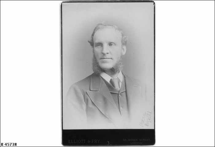 Henry Rymill, c1885