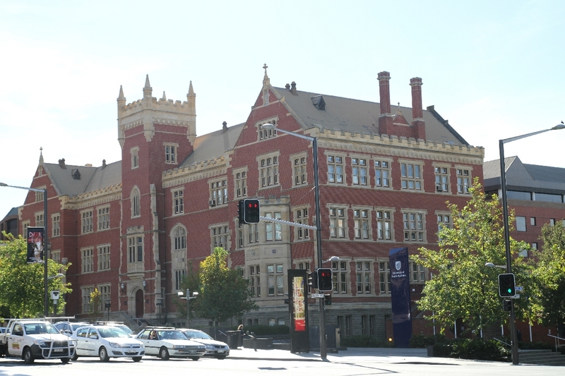 School of Mines and Industry Building, University of South Australia, North Terrace, 2014