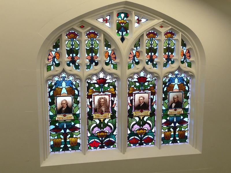 The Scientific Window, Brookman Building