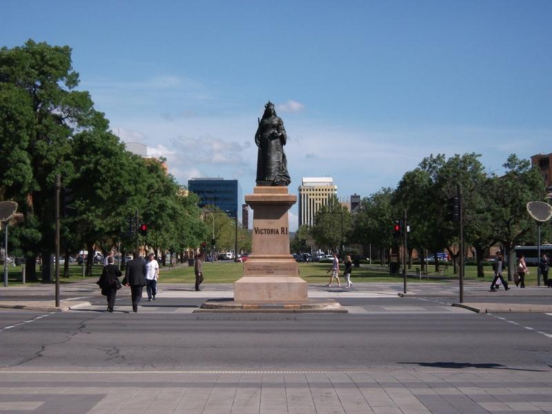Victoria Square, 2010