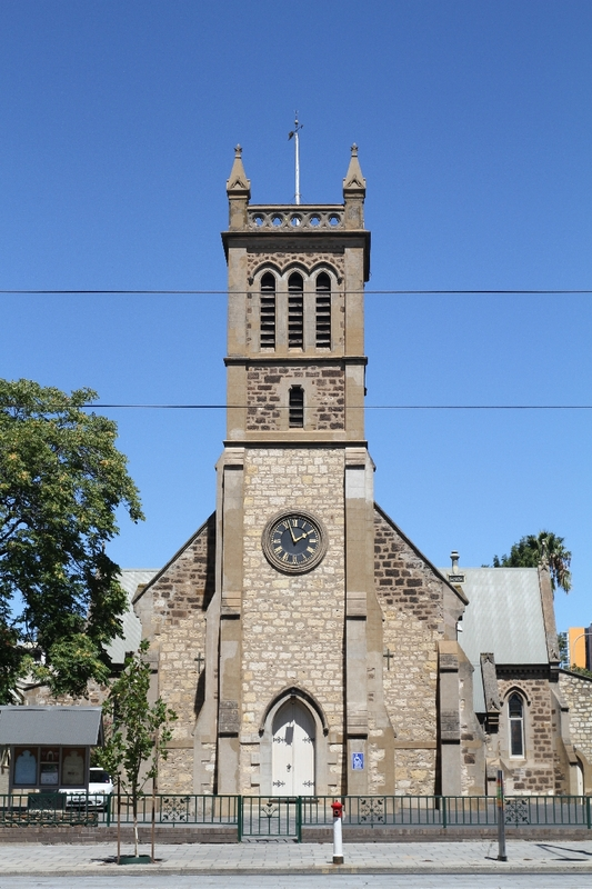 Holy Trinity Church, North Terrace, 2014
