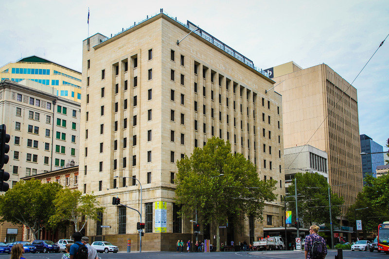 (Former) Bank of New South Wales