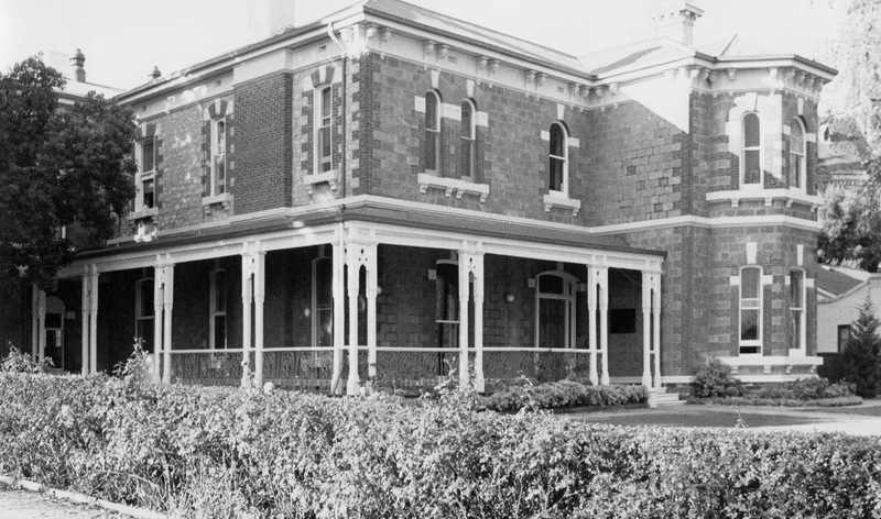 Downer House, St Mark's College, Pennington Terrace, 1973