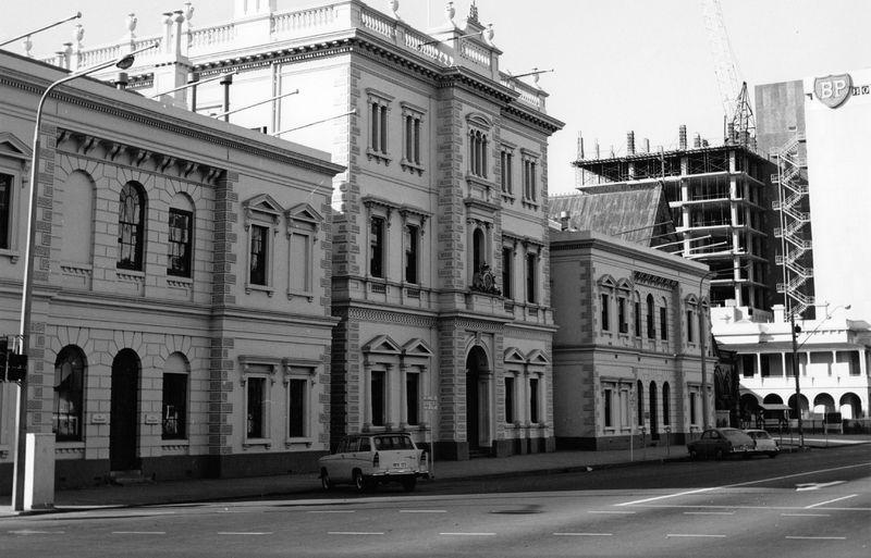 The Treasury Building, 1969