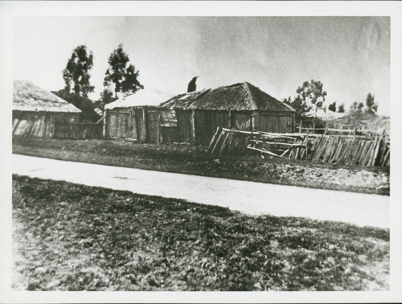 The first St Joseph's School