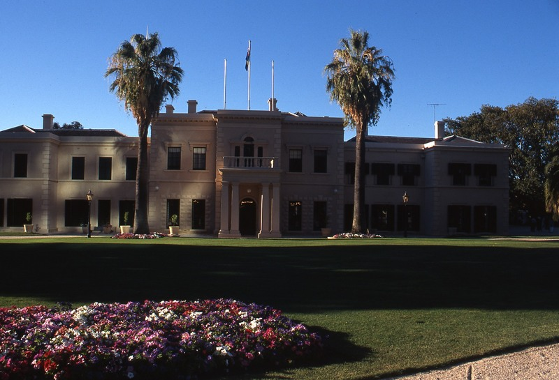 Government House, North Terrace