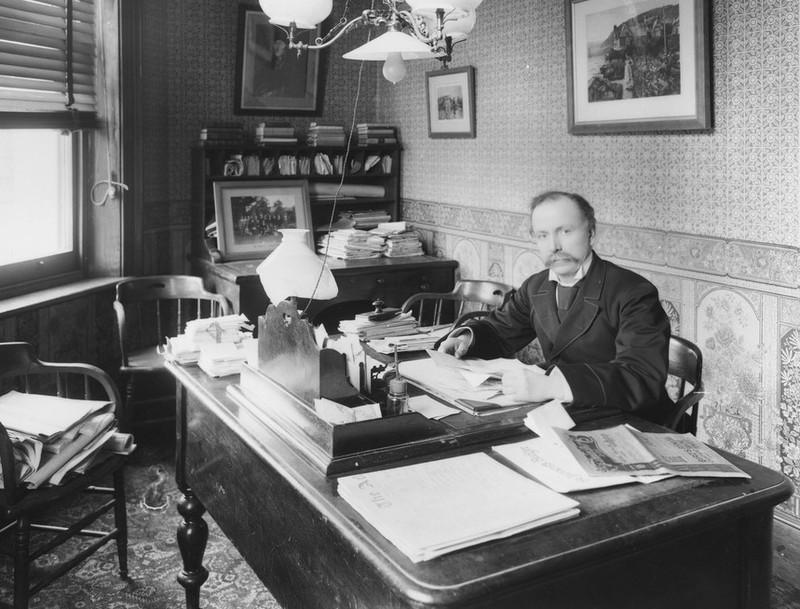 John Langdon Bonython c.1891