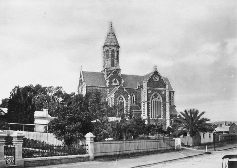 Original St Peter's Cathedral, 1880