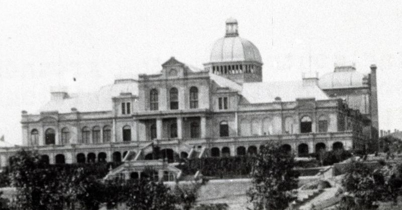 Jubilee Exhibition Building, North Terrace