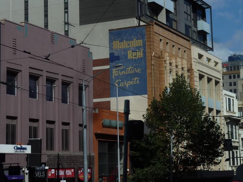 Malcolm Reid & Co., 151-155 Bourke Street, Melbourne