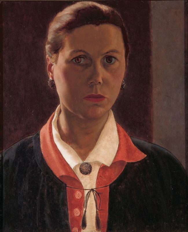 Self portrait, c.1929