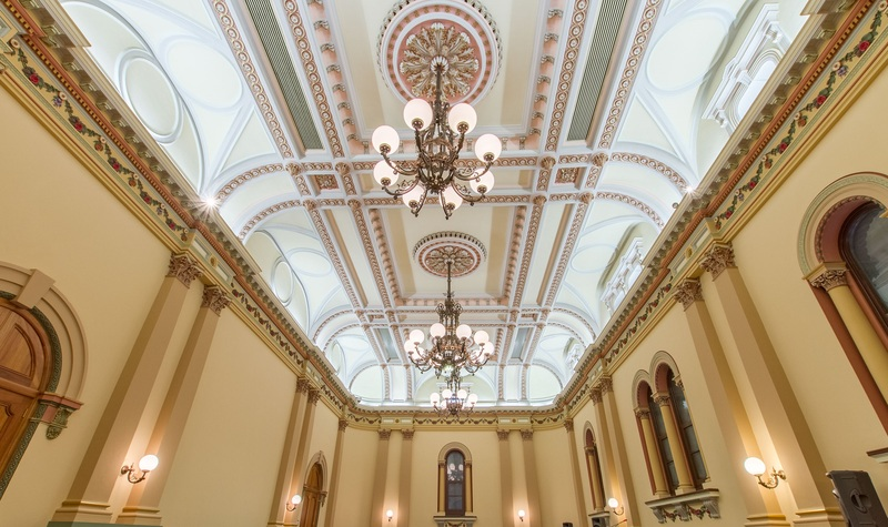 Adelaide Town Hall's Banqueting Room