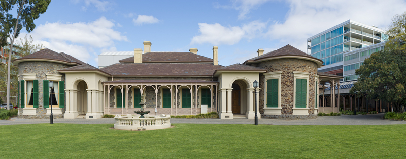 Ayers House, North Terrace
