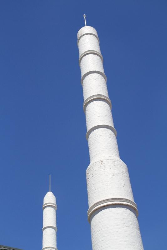 Mosque, Little Gilbert Street, 2014