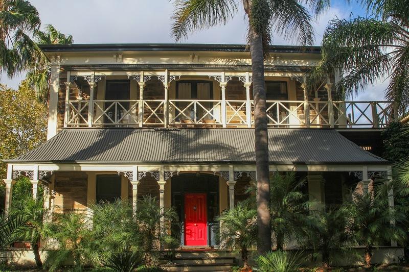 Bowen Family Home, 59 Mills Terrace, 2014